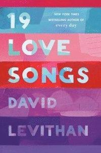 bokomslag 19 Love Songs