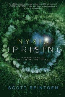bokomslag Nyxia uprising