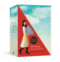 bokomslag Tidying Up with Marie Kondo: The Book Collection: The Life-Changing Magic of Tidying Up and Spark Joy