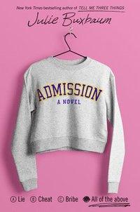 bokomslag Admission