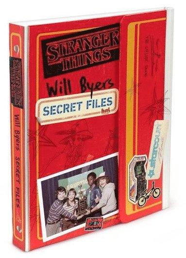 bokomslag Will Byers: Secret Files (Stranger Things)