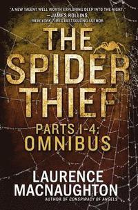 bokomslag The Spider Thief