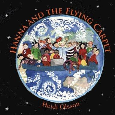 bokomslag Hannah and the Flying Carpet