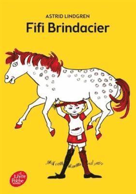 bokomslag Fifi brindacier