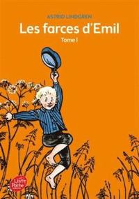 bokomslag Les farces d'Emil: Tome 1