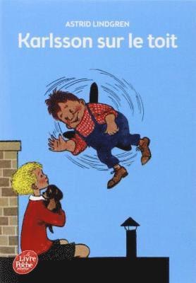 bokomslag Karlsson sur le toit