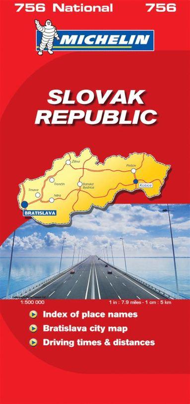 bokomslag Slovak Republic