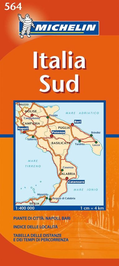 bokomslag Italy South