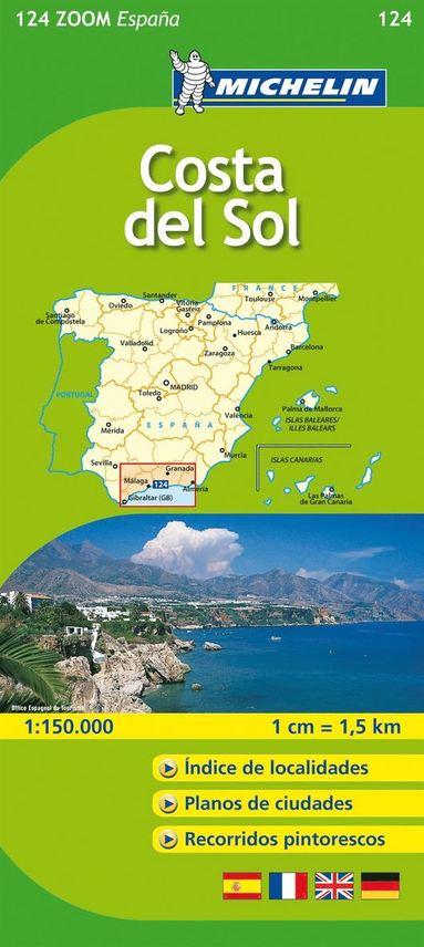 bokomslag Costa Del Sol