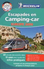 bokomslag Escapade en Camping - car Europe 2009 Mi