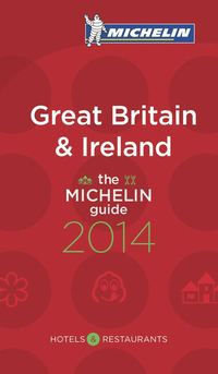 Great Britain & Ireland 2014 Michelin