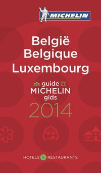 Belgique & Luxembourg 2014 Michelin