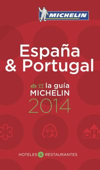 Espana & Portugal 2014 Michelin