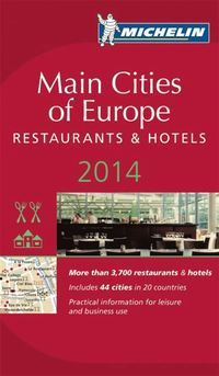 Europe Main Cities 2014 - Hotell & Restaurangguide