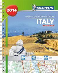 Italy Atlas A4 2014: 1/200 000