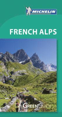 bokomslag French Alps Green Guide