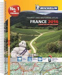 France 2016 atlas