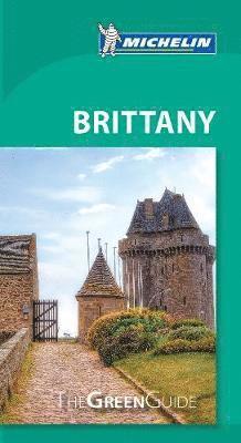 bokomslag Brittany Green Guide
