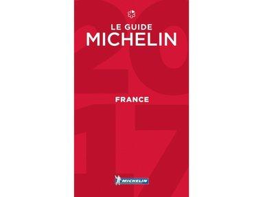 bokomslag Michelin Guide France