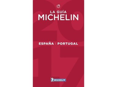 bokomslag Espana & Portugal - Michelin Guide: 2017