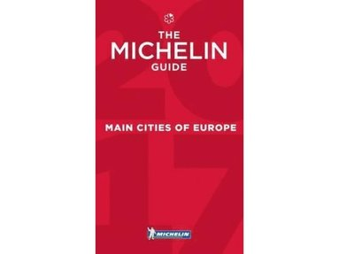 bokomslag Main Cities of Europe 2017
