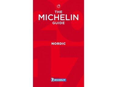 bokomslag 2017 Red Guide Nordic Countries