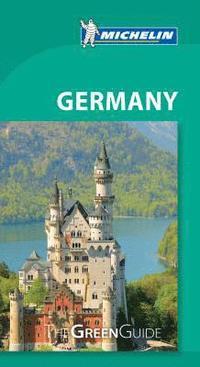 bokomslag Germany - Michelin Green Guide