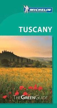 bokomslag Tuscany - Michelin Green Guide