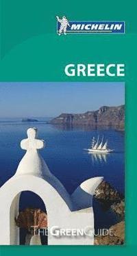 bokomslag Greece - Michelin Green Guide