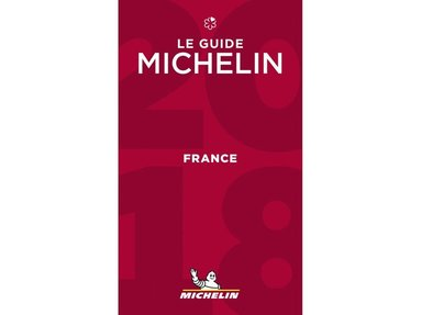 bokomslag Le Guide Michelin 2018 - France