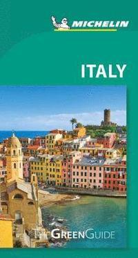 bokomslag Michelin Green Guide Italy (Travel Guide)