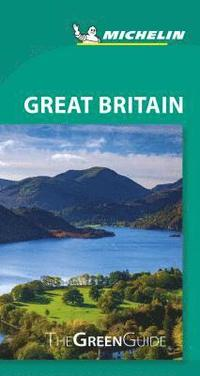 bokomslag Michelin Green Guide Great Britain