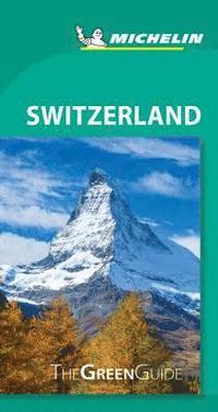 bokomslag Switzerland - Michelin Green Guide