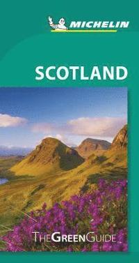 bokomslag Scotland Michelin Green Guide