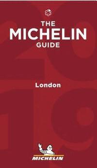 bokomslag London - The MICHELIN Guide 2019