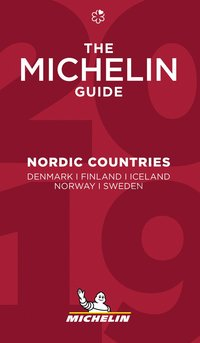 bokomslag Nordic Countries 2019 Michelin Hotell & Restaurangguide