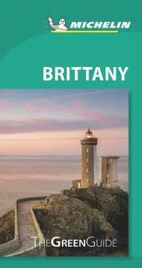 bokomslag Brittany - Michelin Green Guide