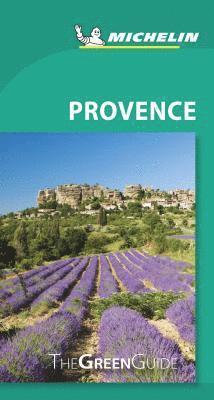 bokomslag Provence - Michelin Green Guide