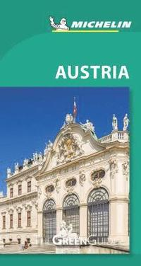 bokomslag Austria - Michelin Green Guide