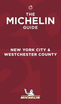 bokomslag New York - The MICHELIN Guide 2020