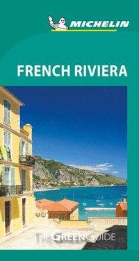bokomslag French Riviera - Michelin Green Guide