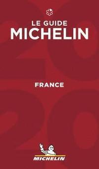 bokomslag France - The Guide Michelin 2020