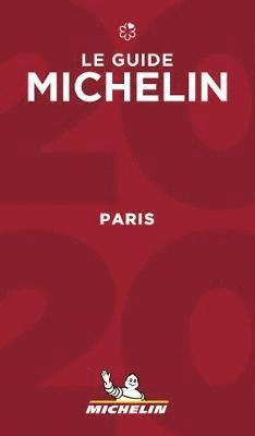 bokomslag Les plus belles tables de Paris & ses environs - The Guide Michelin 2020