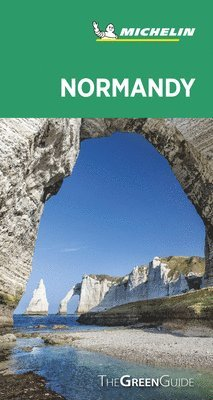 bokomslag Normandy - The Guide Michelin 2020