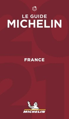 France - The MICHELIN Guide 2021: The Guide Michelin 1