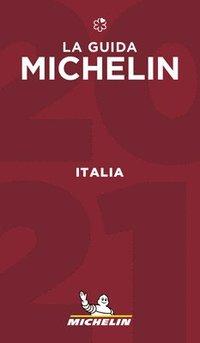 bokomslag Italie - The MICHELIN Guide 2021
