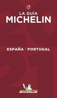 bokomslag Espagne Portugal - The MICHELIN Guide 2021