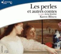 bokomslag Les perles et autres contes (2 CDs)