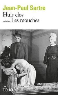 bokomslag Huis clos/Les mouches