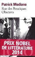 bokomslag Rue Des Boutiq Obscures